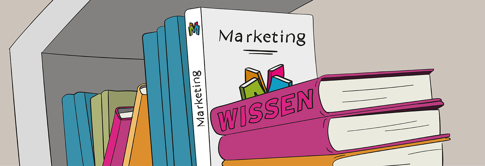 Grafik Marketingwissen